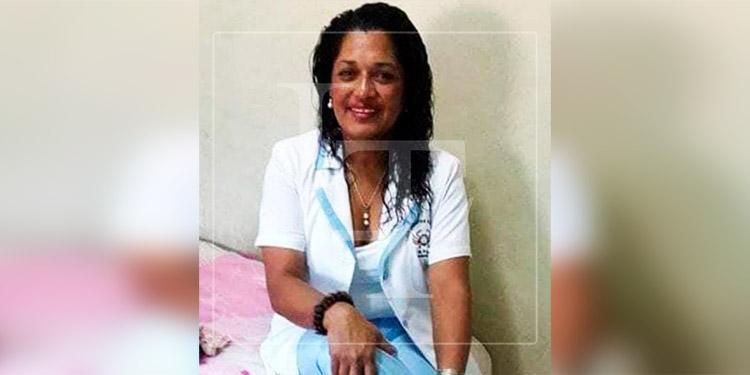 Enfermera perece tras luchar contra el COVID-19 en SPS