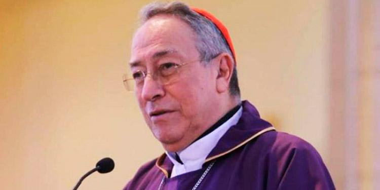 Cardenal Rodríguez presenta una notoria mejoría de salud