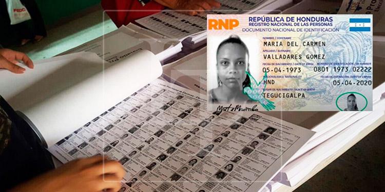 Verifique sus datos y correcciones en el censo electoral