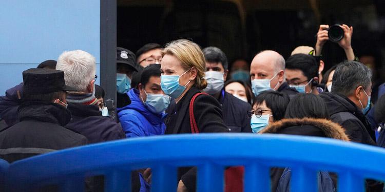 China rechaza haber retenido información del coronavirus