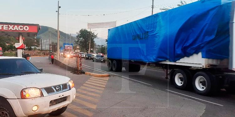 Hospital móvil de Danlí es trasladado desde Cortés, para iniciar operaciones