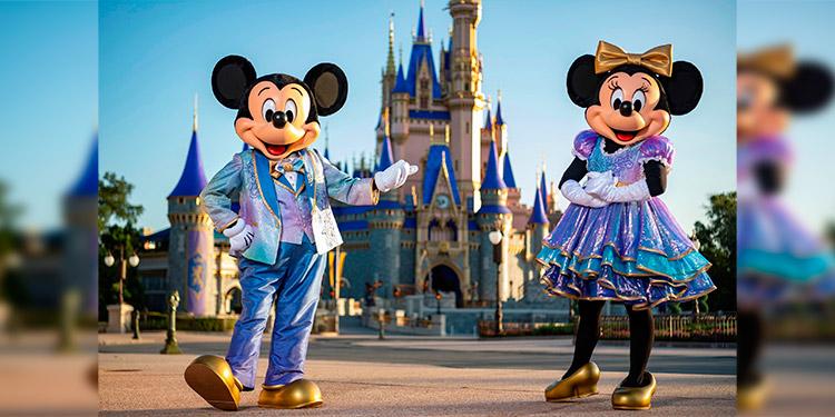 Walt Disney World cumple 50 años con la celebración 'más mágica del mundo'