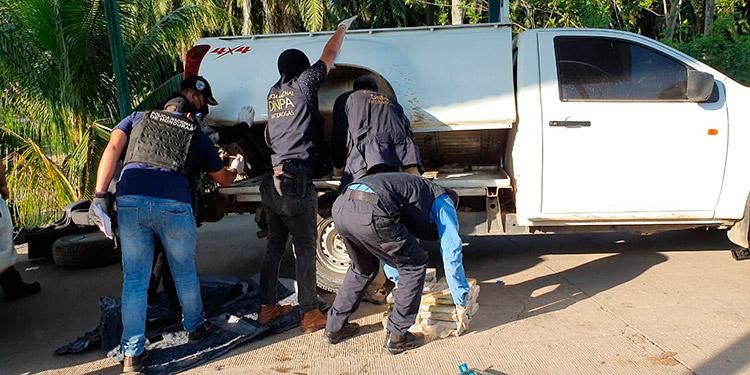 MP: requerimiento fiscal para gemelos por tráfico de 155 kilos de cocaína en Colón