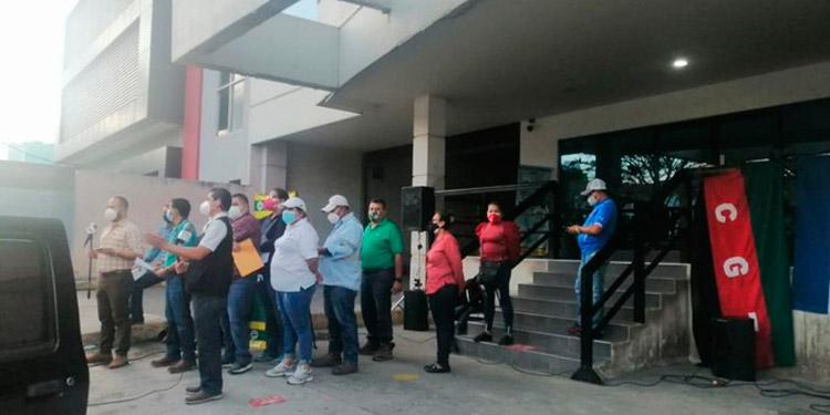 STENEE exige la salida de la Junta Interventora por presuntos abusos de autoridad