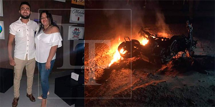 En brutal accidente mueren dos hermanos de Sonaguera, Colón
