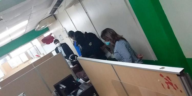 """Inspeccionan los ventiladores mecánicos del hospital """"Leonardo Martínez"""""""