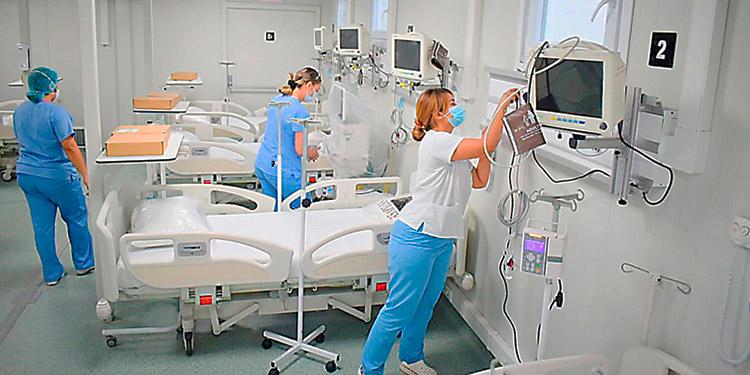 MP y ATIC realizan inspección en Hospital Móvil de SPS