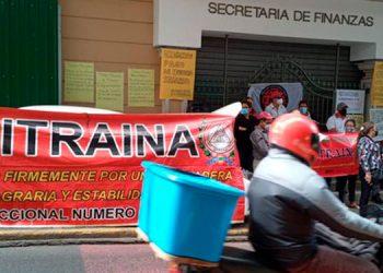 Trabajadores del INA exigen aprobación de fondos del reajuste salarial a Finanzas