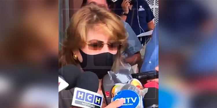 Ex abogada de la familia de Keyla Martínez: Cofadeh usará el caso para cobrar y pedir ayudas