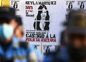 DIDADPOL: apertura de expediente investigativo a dos agentes, no es por la muerte de Keyla Martínez