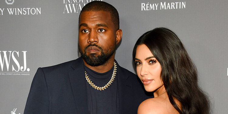 El fin de 'Kimye': Kardashian solicita el divorcio de West