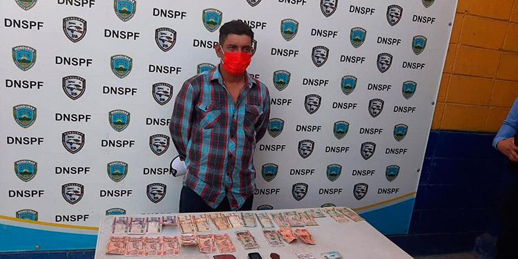Jairo Varela Chavarría fue detenido por el delito de tráfico de personas.
