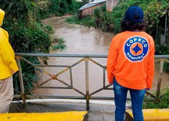 Cenaos: Continuarán las condiciones de precipitaciones en varias regiones del país
