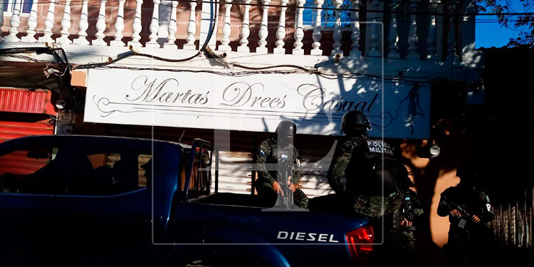 MP captura y asegura bienes a testaferros de 'Los Pinto' en la zona sur del país