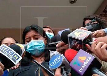 Madre de Keyla Martínez, denuncia actos de intimidación a su familia