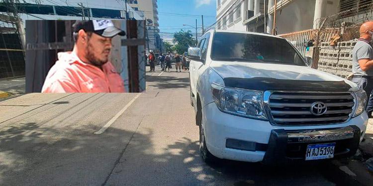 Arrestan al hijo del extinto empresario, Miguel Carrión