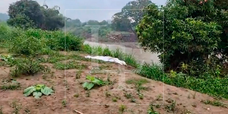 Hallan el cuerpo sin vida de un hombre en el río Chamelecón