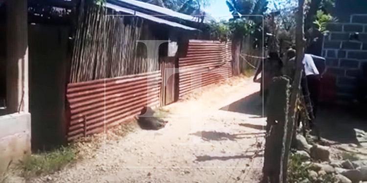Ultiman a dos hombres tras presuntamente darle muerte a un joven en Atlántida