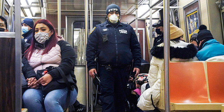 Dos muertos y dos heridos en apuñalamientos en Nueva York