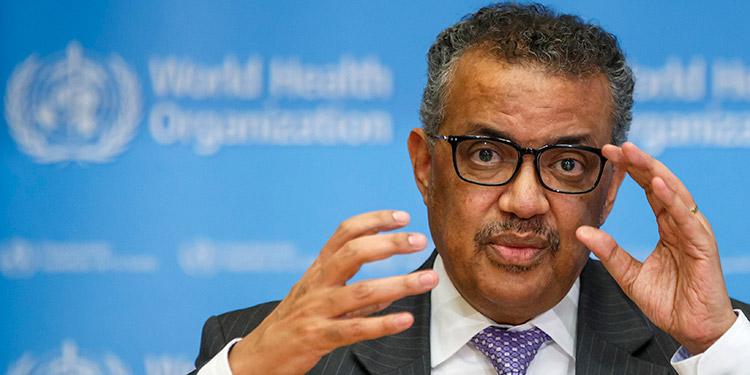 OMS agradece a EEUU y Europa nuevos compromisos con reparto global de vacunas