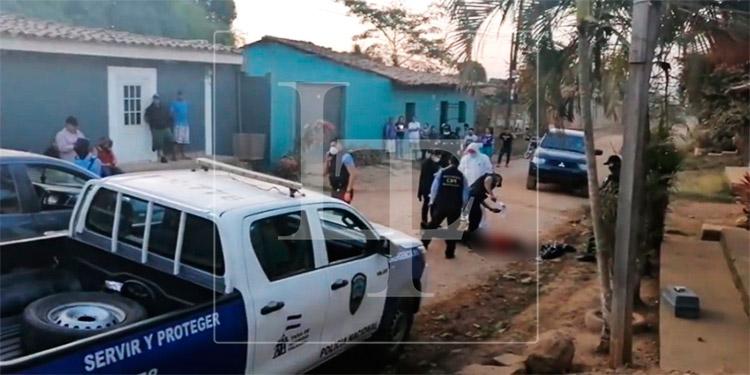 Matan a un empleado municipal en Catacamas, Olancho