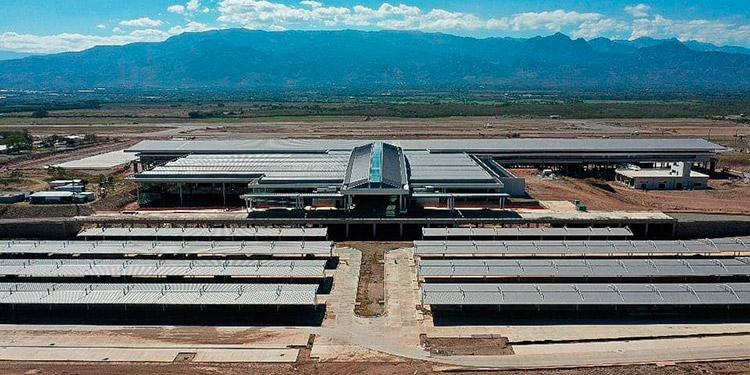Aeropuerto de Palmerola operará las 24 horas del día y tendrá flujos de embarque rápidos