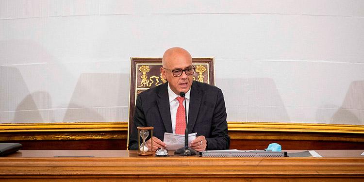 El Parlamento de Venezuela acusa a EEUU y a la oposición de planear más sanciones