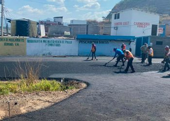 AMDC concluye terminal de buses en mercado Perisur