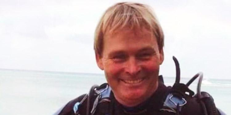 Hallan el cuerpo sin vida del buzo extranjero desaparecido en Roatán