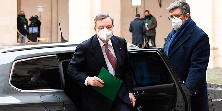 ¿Podría Draghi descompensar la balanza de poder de la Unión Europea?