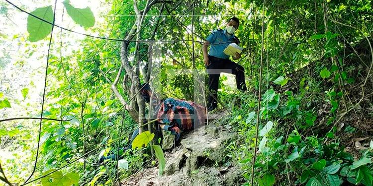 Ahorcado encuentran a joven reportado como desaparecido en San Manuel, Cortés