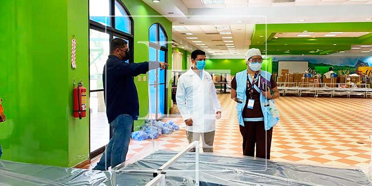 Secretaría de Salud instalará nuevo centro de triaje en SPS