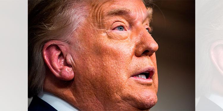 Corte Suprema declina intervenir en caso por impuestos de Trump