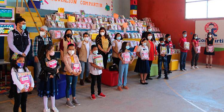 Los participantes provienen de 17 centros educativos de Villanueva, Los Pinos, Nueva Suyapa y colonias aledañas .