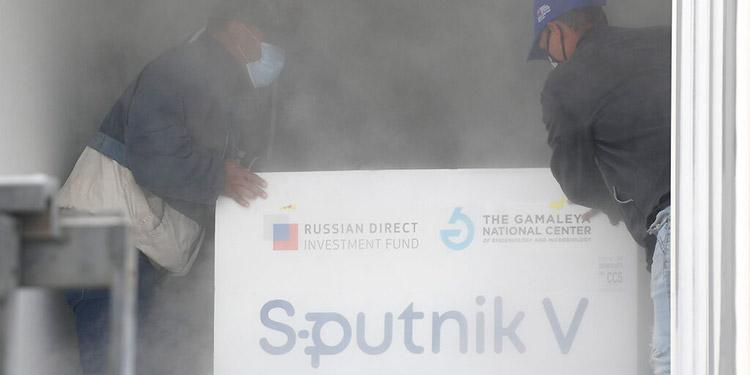 Venezuela recibe primer lote de la vacuna rusa Sputnik V