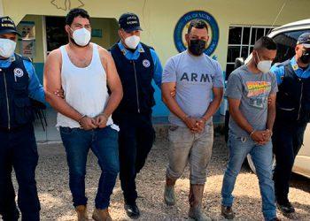 Los ingenieros agrónomos fingieron un secuestro, por lo que ahora serán puestos a disposición del juzgado que ordenó su captura.