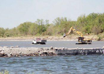Las cosechadoras de agua que se están construyendo en el río Choluteca tienen mayor capacidad de captación que las anteriores.