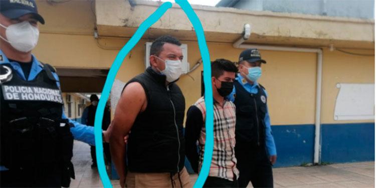 Según la Policía, los detenidos son exmilitares que laboran en una agencia de seguridad, pero que también se dedican al sicariato.