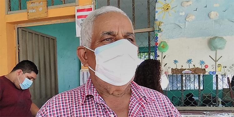 """El exdiputado Antonio Fuentes surge como ganador por el movimiento liberal """"Recuperar Honduras"""", para la municipalidad de Tela."""