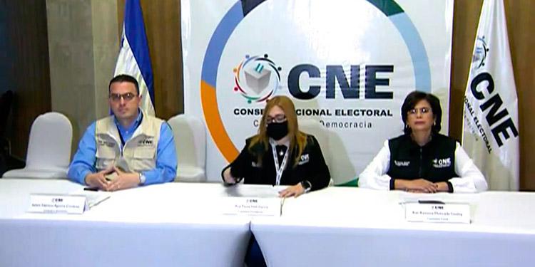El software del escrutinio será patentado por el CNE.