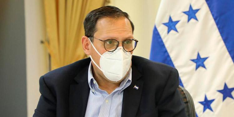 Más de 15 reuniones ha celebrado el Presidente Juan Orlando Hernández con Luis Almagro desde el 2017, dijo Rosales.