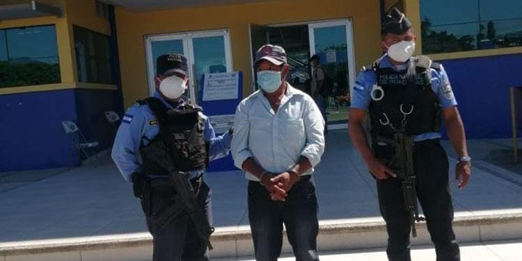 Tras su detención, el imputado fue trasladado a la instancia judicial que ordenó su captura.