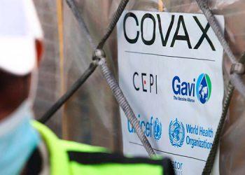 Las vacunas del sistema COVAX empiezan a llegar a destino