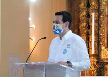 Carlos Madero, Ministro Coordinador General del Gobierno.