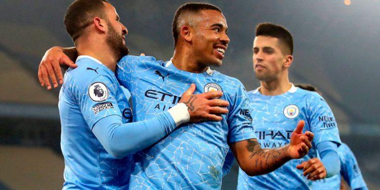 El City deja la goleada para el final