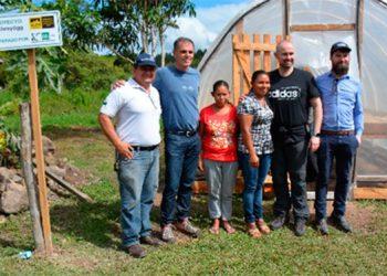 Comunidades indígenas pech asistidas por TechnoServe-USDA