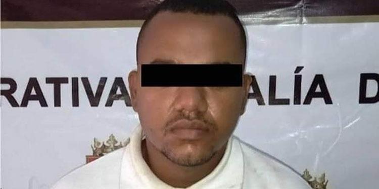 En México fue capturado un hondureño que mató a una menor de edad en Islas de la Bahía.