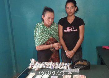 A Arcadia de Jesús Meza Zúñiga y Sayra Raquel Figueroa Meza se les acusa de tráfico de drogas.