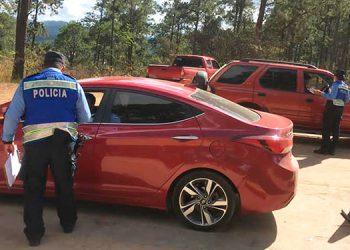 DNVT certifica a más de 280 nuevos conductores en Olancho