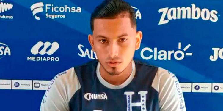 Edwin Rodríguez, seleccionado nacional.